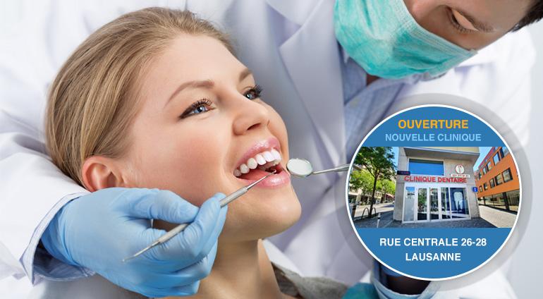 Clinique Dentaire de Lausanne-Bussigny