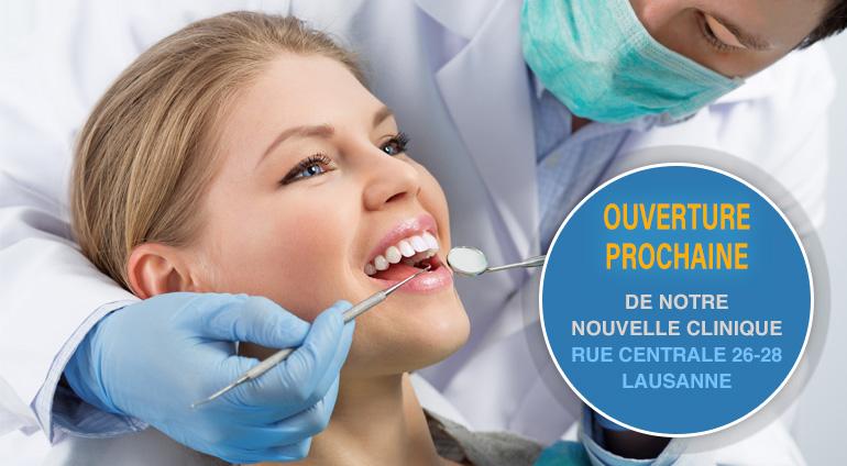 Clinique Dentaire de Lausanne 1