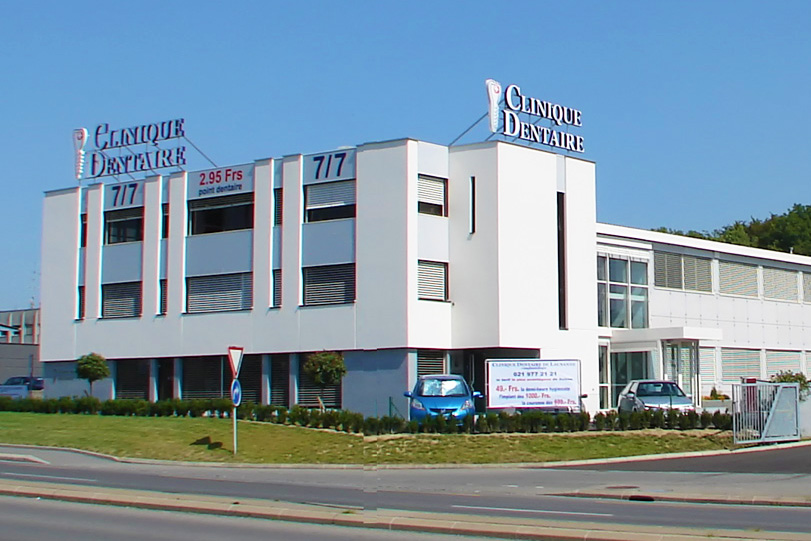Clinique Dentaire de Lausanne
