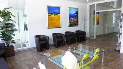 Salle d'attente 1