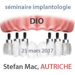 Conférence Dr. Stefan MAC